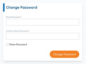 Change Password - for parent